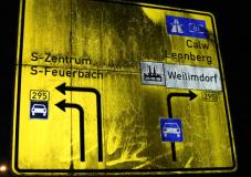 Ergebnis der Schilder-Check-Tour 2014